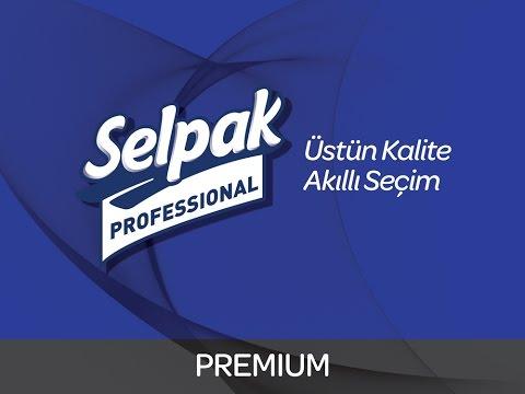 Selpak Professional Premium Lansmanı