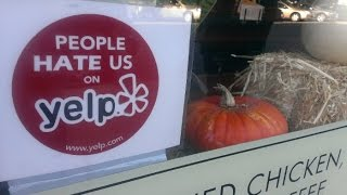 Yelp Mean Tweets Ex-Employee's Attendance Record