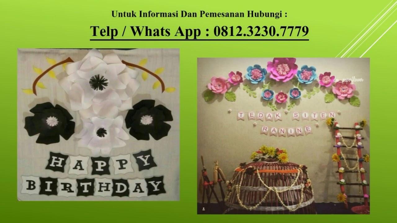 Telp Wa 0812 3230 7779 dekorasi khitanan sederhana dekorasi khitanan surabaya