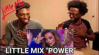 Little Mix - Power (Official Video) ft. Stormzy (REACTION)