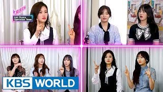 KBS World Idol Show K-RUSH-Ep.14:IDOL Drama Operation Team, ASTRO, Brave Girls [ENG/CHN/2017.06.09]