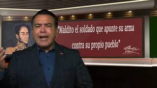 Mazolandro pide auxilio por acción militar en Chile ante el comunismo - P. Mando - EVTV 11/03/19 S1