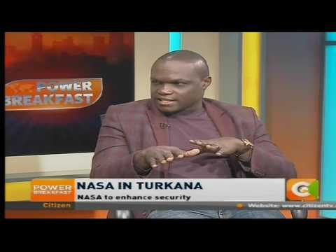 Power Breakfast: NASA in Turkana