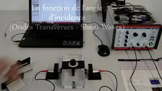 Expériences avec Echoscope à Ultrasons