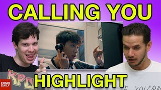 """HIGHLIGHT """"CALLING YOU"""" • Fomo Daily Reacts"""
