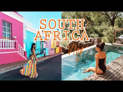 Travel Vlog 7 | A week in South Africa