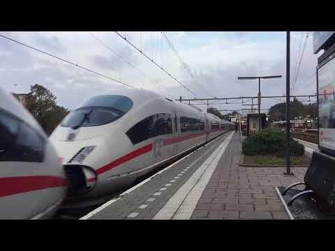 ICE Basel SBB te Ede-Wageningen
