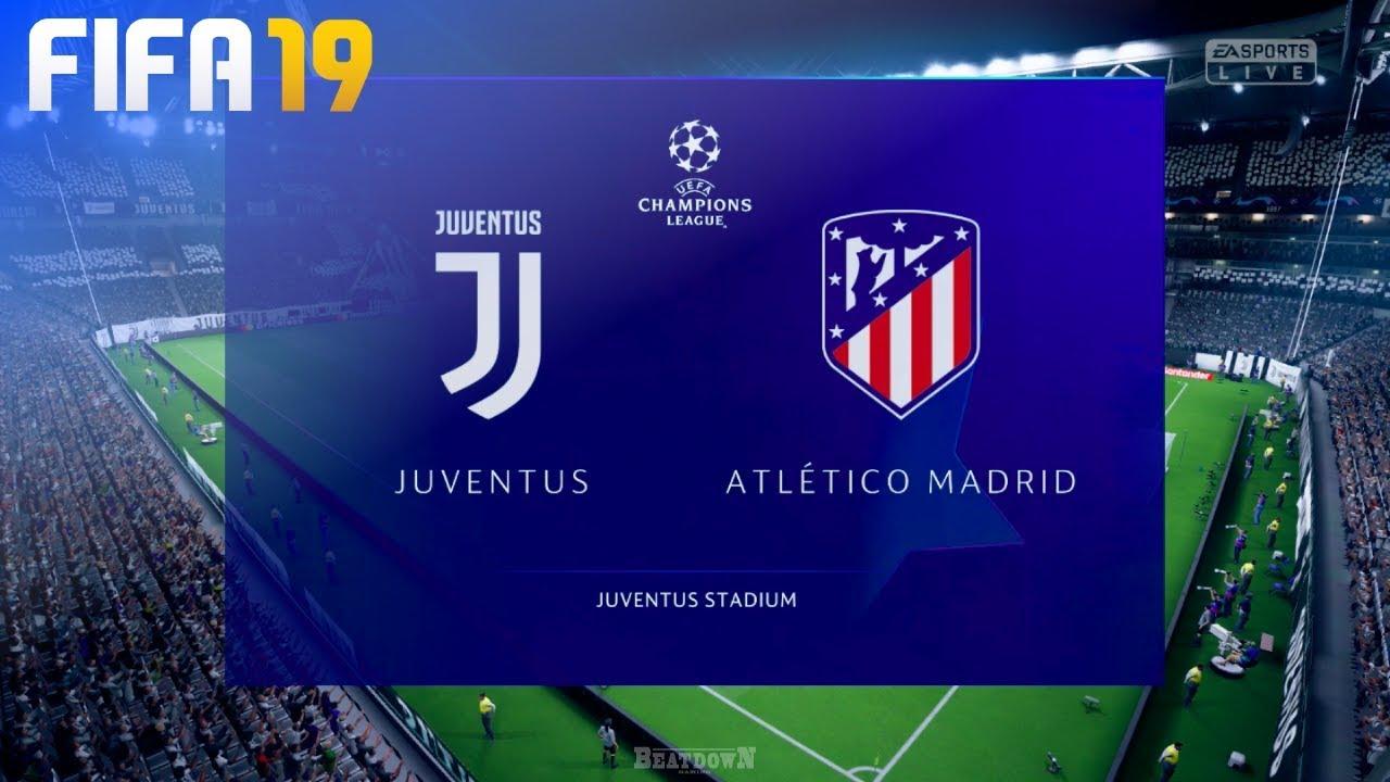 Download FIFA 19 - Juventus vs. Atlético Madrid @ Allianz Stadium