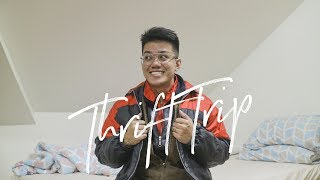 Tagaytay Thrift Trip (Thrift Haul + Try On)   Rob Carpio