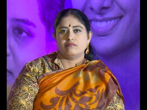 I HAD TO FACE MANY PROBLEMS  IN MY POLITICAL LIFE ONLY BECAUSE I AM A WOMAN-SAYS MLA VIJAYA DHARANI