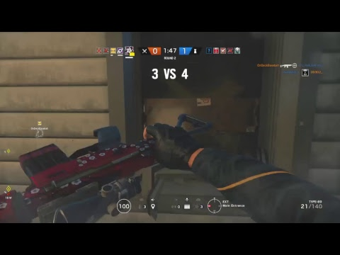 Sub goal is 3075! - RAINBOW 6 SIEGE WITH FRIENDS!