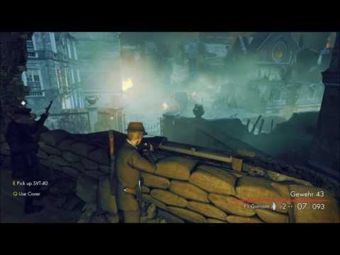 Sniper Elite: Nazi Zombie Army Ep.6 SNIPER ZOMBIES AND NEW GUNS!!!  
