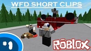 EMS Fails! | Walpole Fire Department Short Clips #1 - ROBLOX