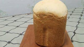 Яичный хлеб  в хлебо печке Хлеб яичный Печем хлеб Хлебопечка
