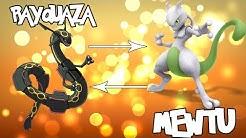 Shiny Rayquaza vs. Shiny Mewtu || BESTER TAUSCH in Pokemon GO?
