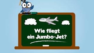 KIT for Kids: Wie fliegt ein Jumbo-Jet?