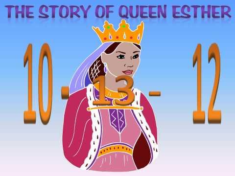 Queen Esther- Dance Offering 2012