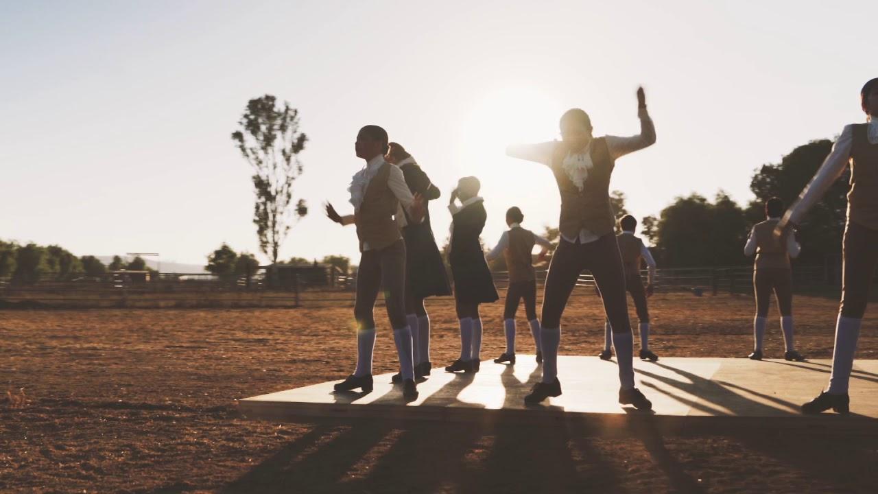 Reverb Tap Company - Hamilton Tap'd Out - Tap Dance Video