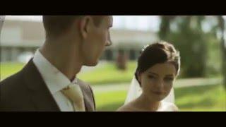 Видео свадьбы c высоты птичьего полета