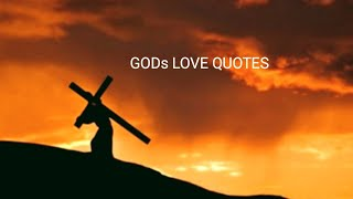 8mins breakfast time - God's love quotes