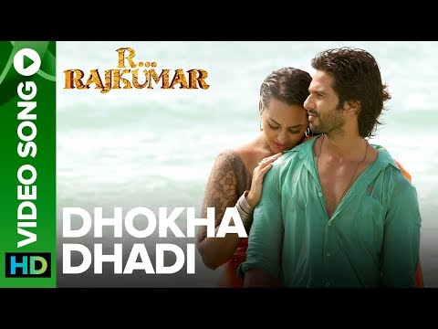 Thumbnail: Dhokha Dhadi (Official Video Song) | R Rajkumar | Shahid Kapoor & Sonakshi Sinha