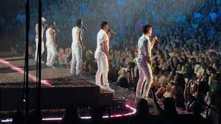 """New Kids On The Block - """"Mix Tape Tour"""" Live in Chicago 6/14/19 Video"""