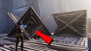 New Secret Building Glitch In Fortnite (Make your own style) Fortnite Glitches Season 7 2019