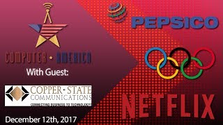 Copper State Communications Interview, Computer/Technology News!