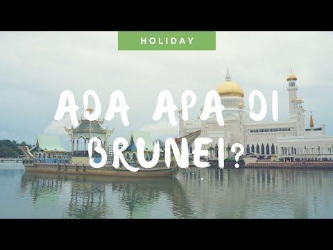 Brunei Darussalam, Short Escape!