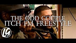 Ray Vendetta & Tesla's Ghost (The Odd Couple) Freestyle on Itch FM W/ Dj Madhandz