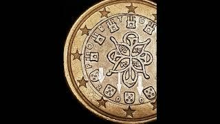 Rare 1 Euro Portugal Error  39.999,00 €