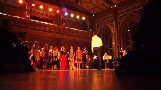2.video.Koris Balsis. Mīlestība ir divi RKTMC Mazā Ģilde Lielajā zālē 14. februārī, 2013.
