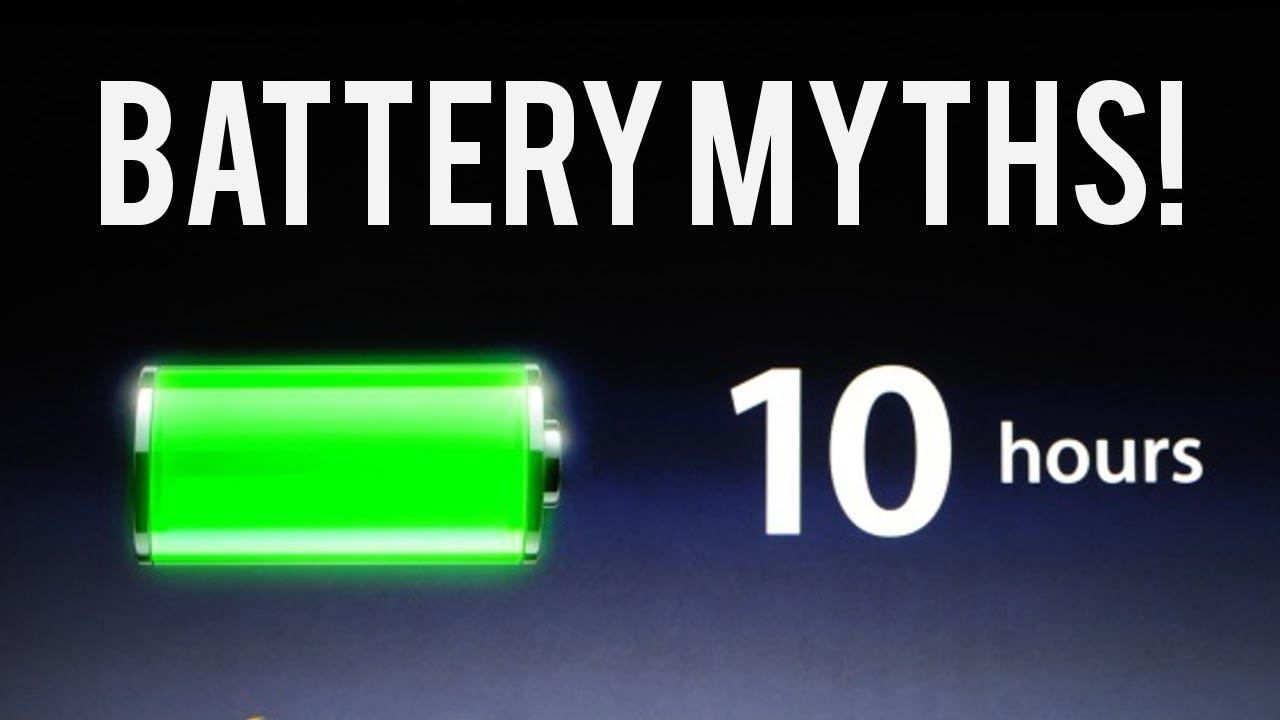 Image result wey dey for battery myths
