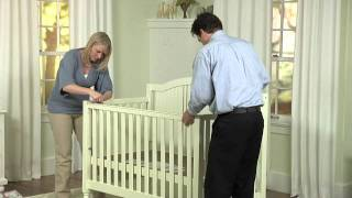 Pottery Barn Kids: Crib Assembly Catalina Crib
