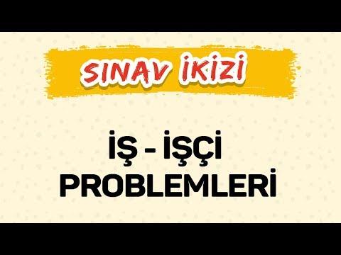İŞ VE İŞÇİ PROBLEMLERİ - ŞENOL HOCA