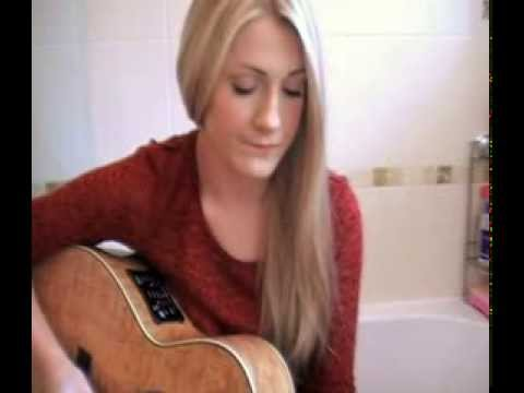Faith Hill Piece Of My Heart acoustic cover - Sophie Vaughan