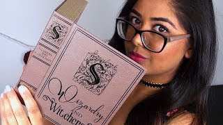 Storybook Cosmetics HARRY POTTER Eyeshadow Palette ♥ Review & Swatches!