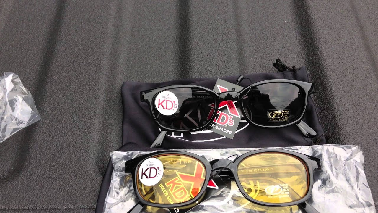 eecfff1ccef Pacific Coast Sunglasses X KD s Unboxing - YouTube