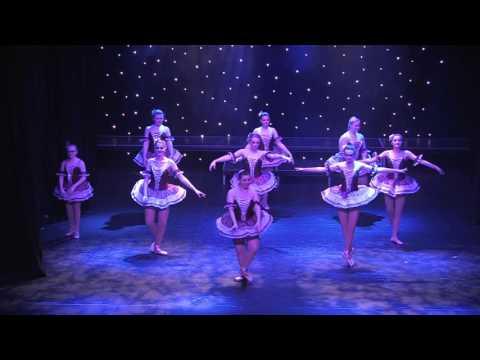 The Adam Hague School Of Dance - Show Opening Number 2016