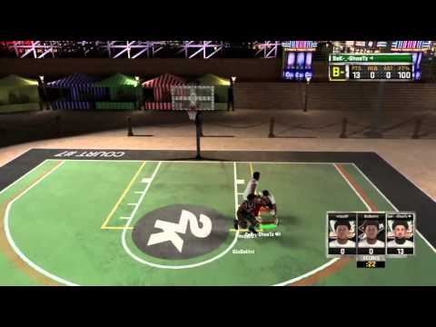 Nba 2k16 l Takin' over Old Town 21 Court