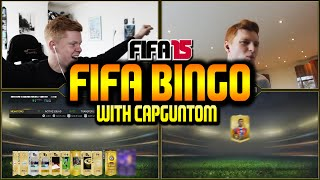 CRAZY PACKING PURPLES FIFA BINGO!!! W/CAPGUNTOM - FIFA 15 ULTIMATE TEAM