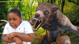 Download Marvelous Comedy - MARVELOUS Chased By A Werewolf at home (Family The Honest Comedy)