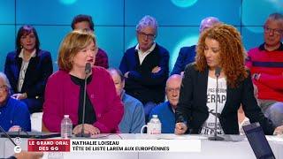 Fatima Aït-Bounoua accuse Nathalie Loiseau de ne faire campagne QUE contre le RN !