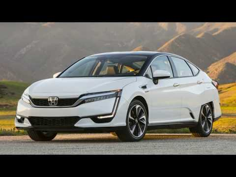 GREAT..!!! 2017 Honda Clarity Fuel Cell Sedan Hydrogen Hero
