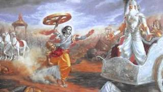 Sri Krishna stuti by Bhishma in Srimad Bhagavatam of Bhagavan Veda Vyasa