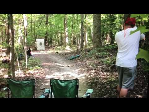 Tannerite Gone Wrong