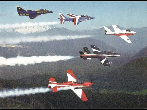 The Airshow - Aerobatic Teams Of The World