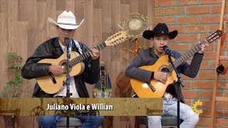 CANTO DA GENTE | JULIANO VIOLA E WILLIAN | 27/08/16 [CC]