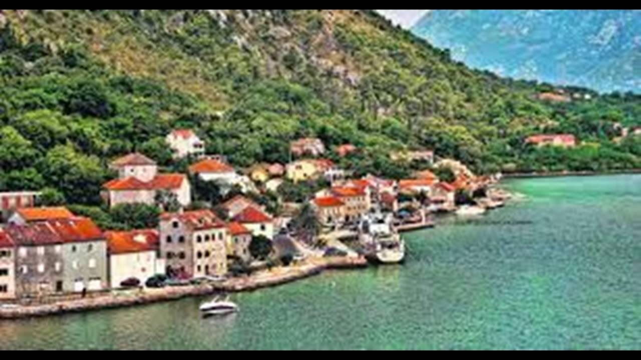 Ada Bojana Beach Montenegro