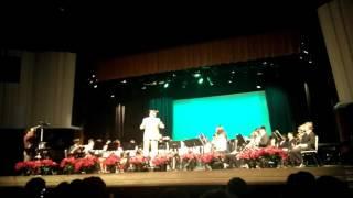 聖瑪利諾中學樂隊演奏